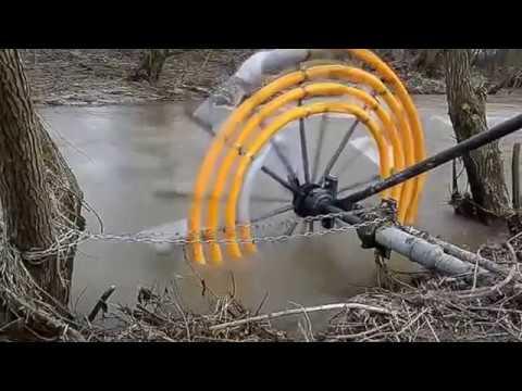 Teknologi sederhana menaikan air tanpa mesin