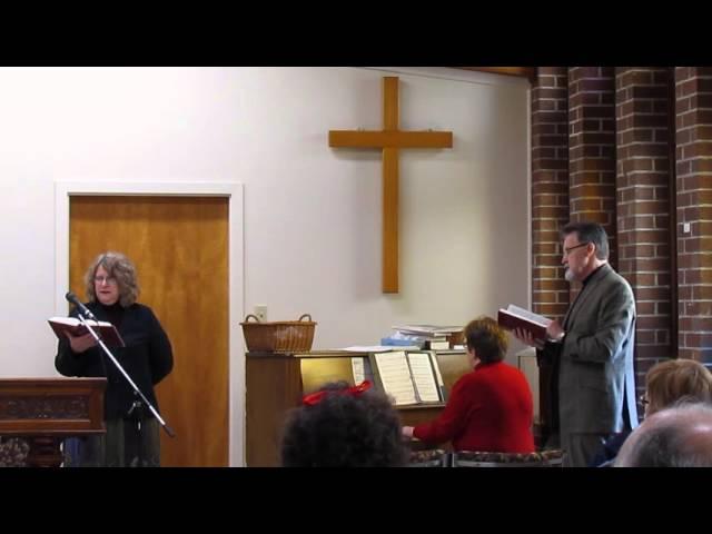 Hymn Spirit, Spirit of Gentleness. Beacon United Church Service Feb 14 2016