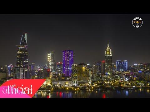 Một Góc TP Hồ Chí Minh (Sài Gòn) Về Đêm