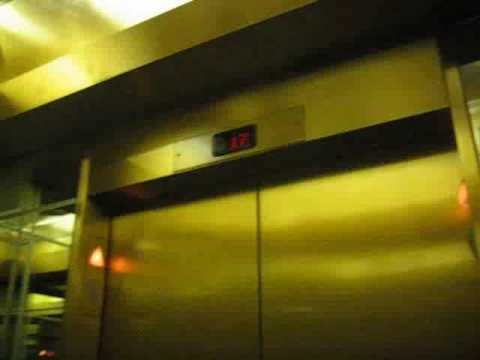 Dover High Speed Elevator @ 5001 Yonge Street Office Building in North York ON