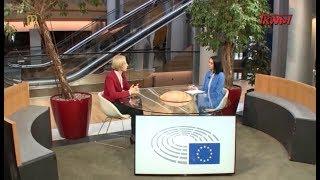 Z Parlamentu Europejskiego 16.03.2019