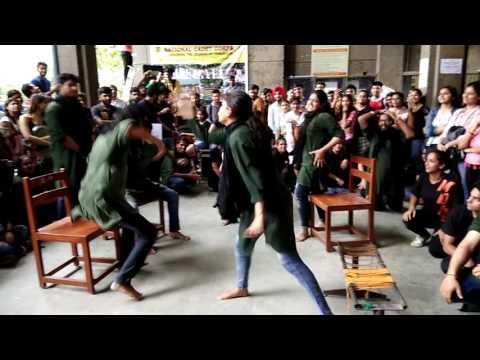 Delhi University Motilal Nehru College Aadhaar Drama Society 2k17