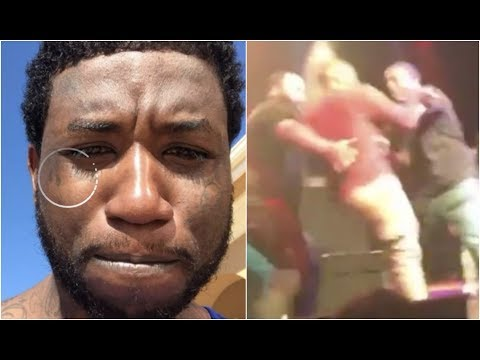 Gucci Mane Responds After Fan Tries To Tackle Him On Stage At Coachella