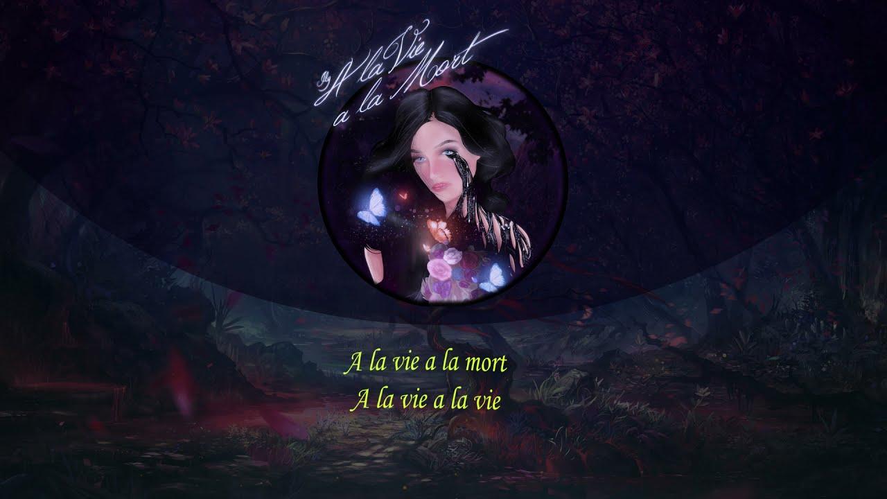 ILY - A La Vie A La Mort (Official Lyrics Video) Prod. By Skizo