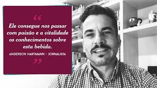 DEPOIMENTO DO JORNALISTA ANDERSON HARTMANN SOBRE O PROFESSOR MARCELO VARGAS