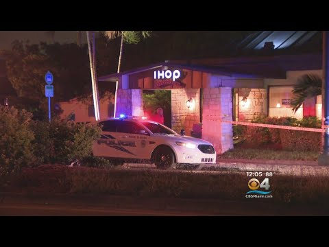 Deadly Shooting At Miami Springs IHOP
