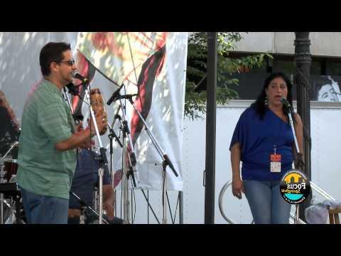 Springfield Jazz & Roots Festival - Jesus Pagan & Conjunto Barrio