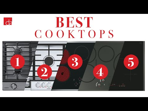 Induction Cooktop, Gas And Electric - Top 5 Best Models