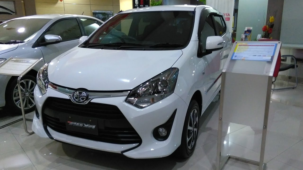 Toyota Agya 2017 Facelift 12 G M T First Impression Indonesia