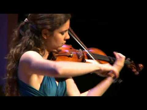 Canada Council laureate Caroline Chéhadé plays Bach Ciaccona with 1717 Stradivari violin