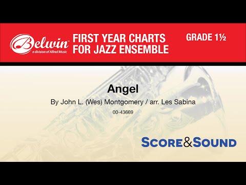 Angel, arr. Les Sabina - Score & Sound