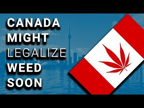 Canada House Passes Bill to FULLY LEGALIZE Marijuana