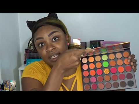 Morphe 3503 Fierce By Nature Tutorial & Review! thumbnail