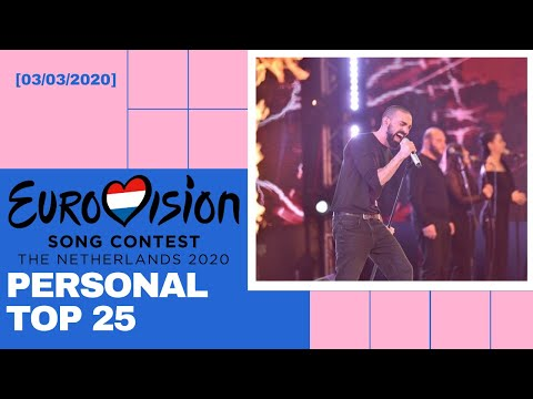 my-personal-eurovision-2020-top-25-(03/03/2020)-+-🇬🇪