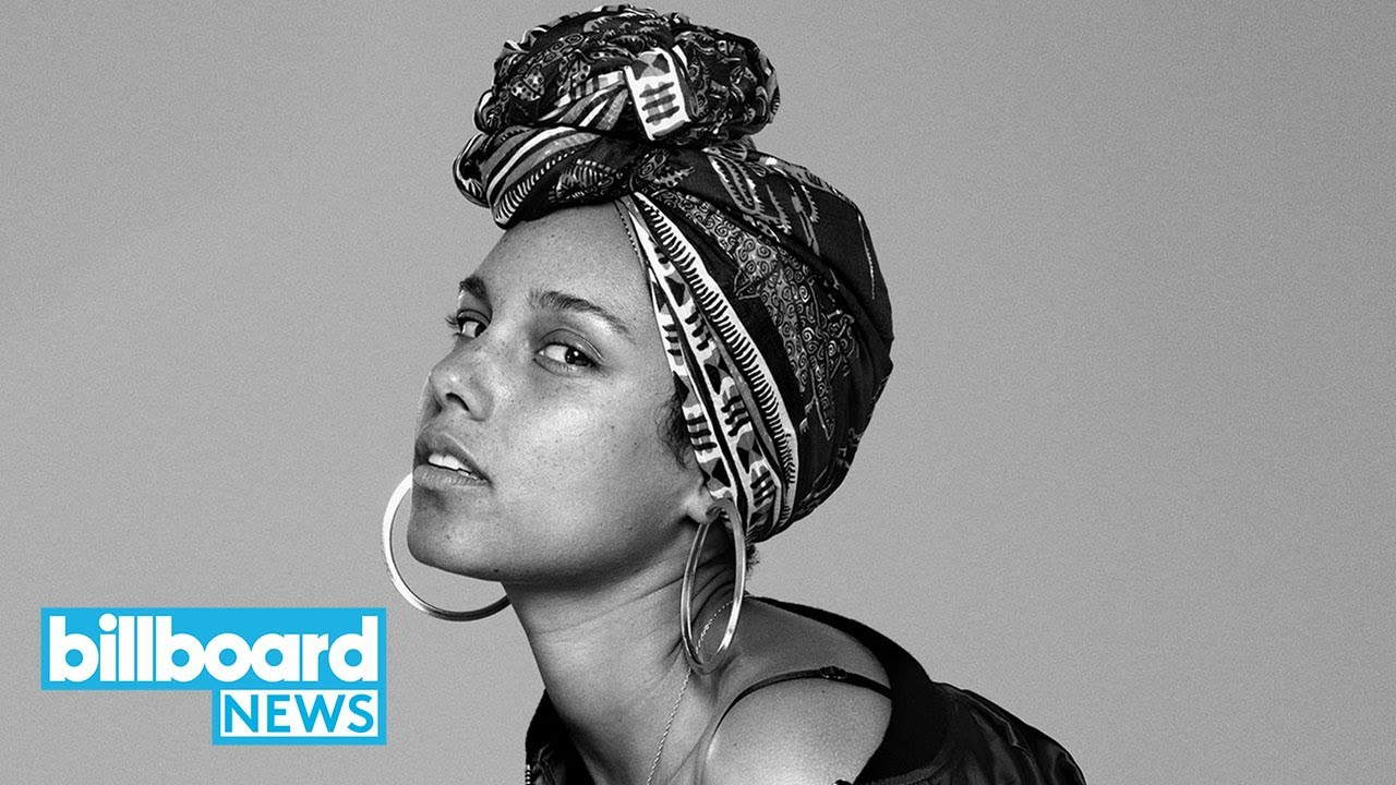Alicia Keys Memoir 'More Myself' Coming in November | Billboard News