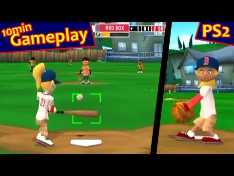 Backyard Baseball 09 ... (PS2) - Backyard Baseball 09 (PS2) - YouTube