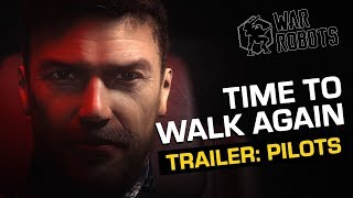 War Robots Pilots Trailer [Time to Walk Again]