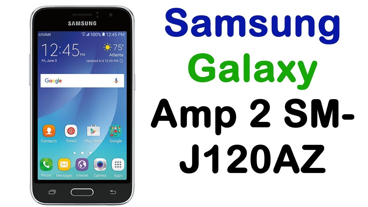 How to Samsung Galaxy Amp 2 SM-J120AZ Firmware Update (Fix ROM)