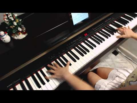 Frozen - Let It Go  - Piano cover