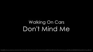 Walking On Cars - Don