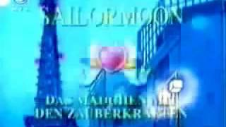 SailorMoon Kämpfe SailorMoon intro German/Deutsch