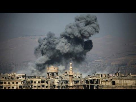 غارات في الغوطة الشرقية رغم وقف إطلاق النار  - نشر قبل 1 ساعة