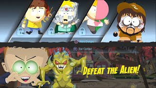 South Park The Fractured But Whole DLC - Bring The Crunch Full Playthrough