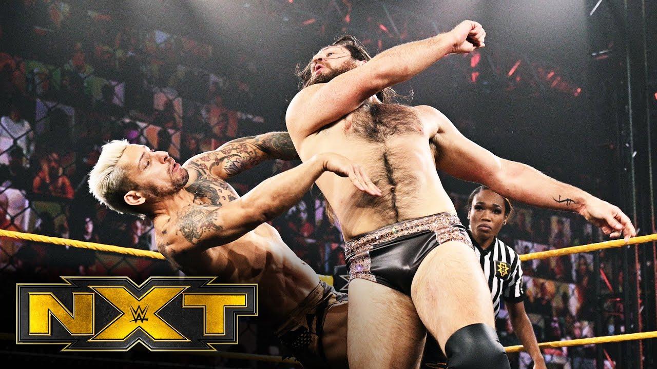 Cameron Grimes vs. Asher Hale: WWE NXT, May 4, 2021