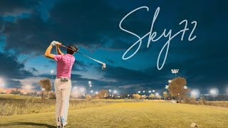 [vlog] 스카이72 야간 라운딩.. 이제 골프의 계…