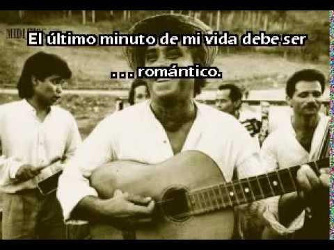 La ultima cancion   Polo Montañez karaoke