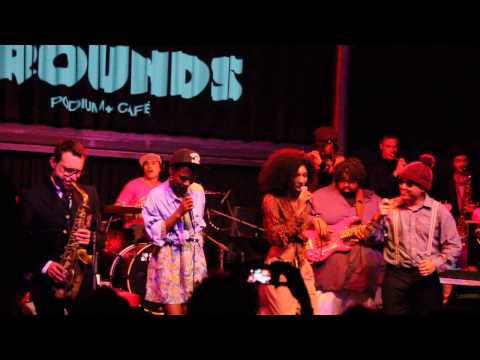 Re:Freshed Orchestra - Keep your worries pt.1 live @ Grounds, Rotterdam