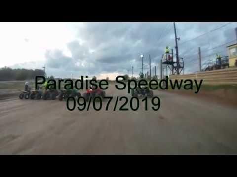 Paradise Speedway 09 07 2019