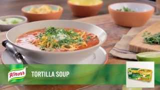 Tortilla Soup | Delicious Soup Recipe From Knorr®