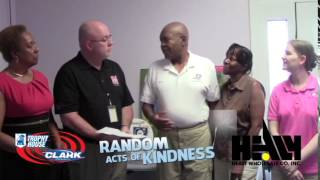 Random Acts of Kindness - George Mitchell