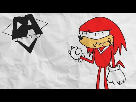 DAGames Animated - & Knuckles (Sonic Mania)