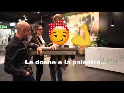 Shopping&Smile - Le donne e la palestra