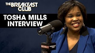 Tosha Mills Speaks On Juvenile Delinquency And Fighting For Fair Justice In The Court System