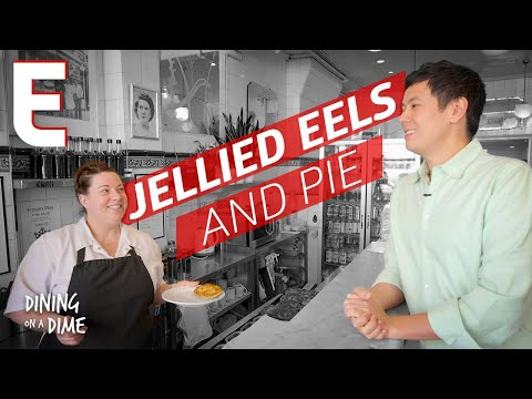 Jellied Eels Are An Acquired Taste in London's East End — Dining on a Dime