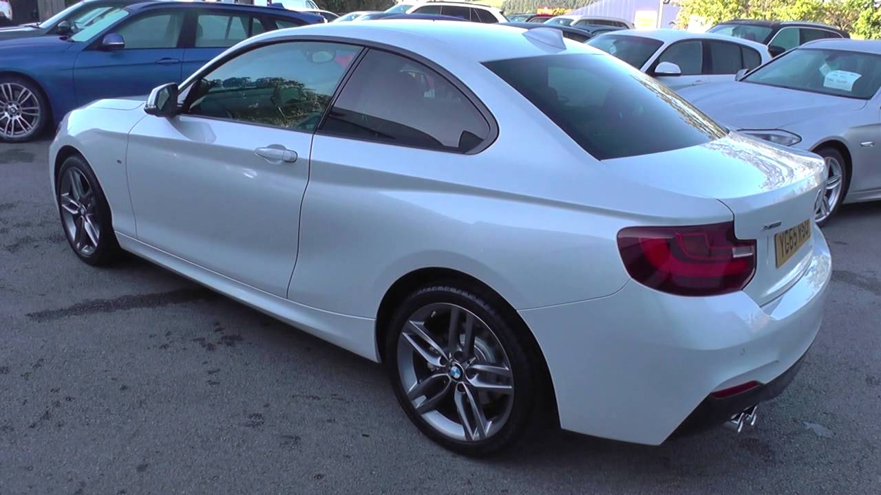 bmw 2 series coupe f22 220d xdrive m sport coupe b47 z2mh u28225 youtube. Black Bedroom Furniture Sets. Home Design Ideas