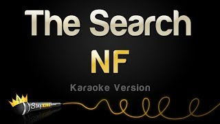 NF - The Search (Karaoke Version)