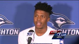 Justin Patton: 'It's a huge weight lifted off my shoulders'