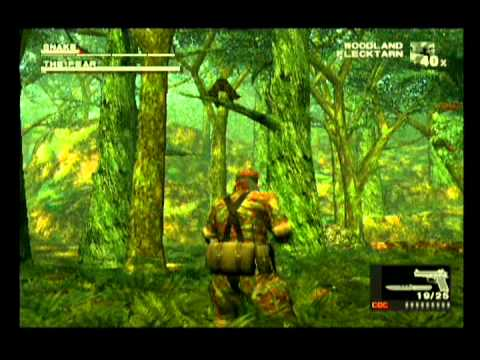 Metal Gear Solid 3 - Subsistence |...