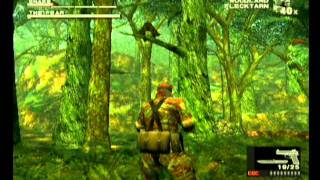 Metal Gear Solid 3 - Subsistence | Operation Snake Eater - PART 5