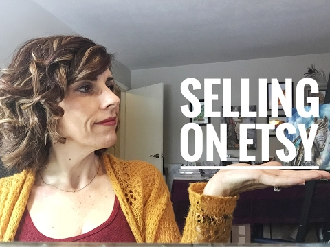 Selling Art On Etsy Thoughts From A Full Time Artist Youtube