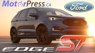 2019 Ford Edge ST - Review