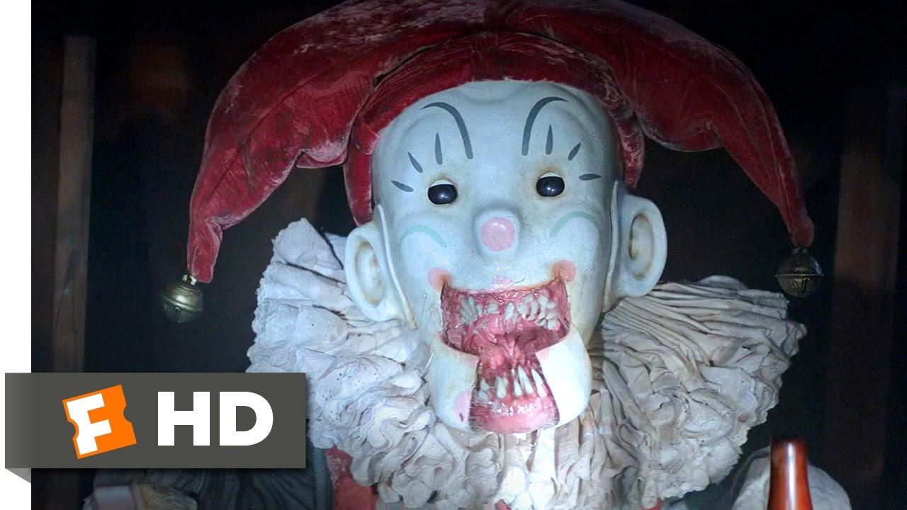 Krampus Der Klown Eater Of Children Scene 510 Movieclips