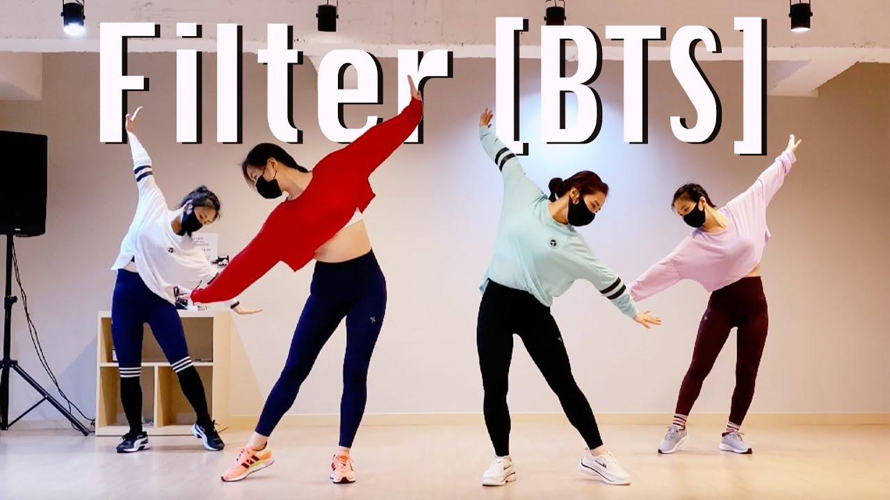 Filter - BTS(지민, 방탄소년단)   Diet Dance Workout   다이어트댄스   Choreo by Sunny   Zumba   줌바   홈트 