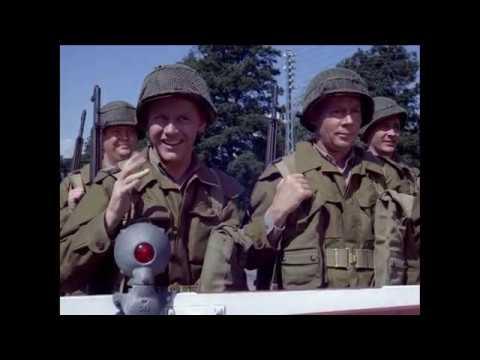 Soldaterkammerater På Sjov (1962)