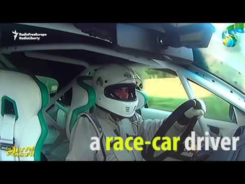 Turkmenistan's Singer, Race-car Driver, Jockey, Autocrat