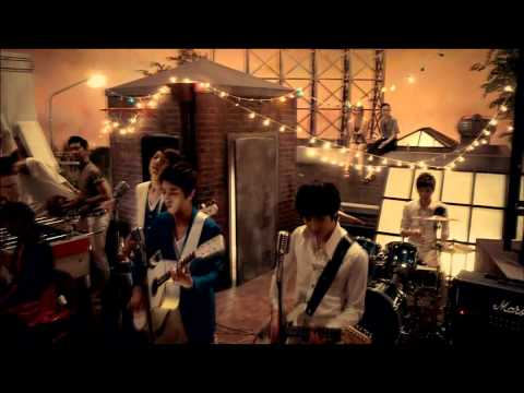 CNBLUE - LOVE M/V